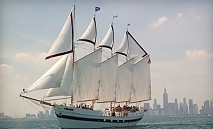 50% off at Tall Ship Adventures of Chicago