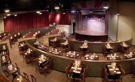 84% Off at The Improv Comedy Club in Schaumburg