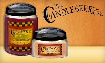 The-candleberry-candle-company