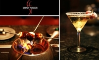 $25 for $50 Worth of Dippables, Entrees, and Drinks at Simply Fondue