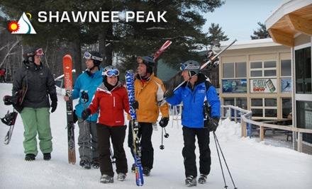 Shawnee-peak