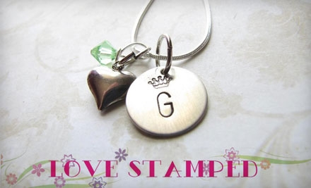 Love-stamped