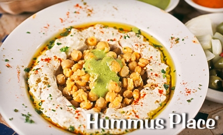 Hummus-place