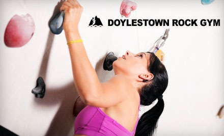 Doylestown-rock-gym