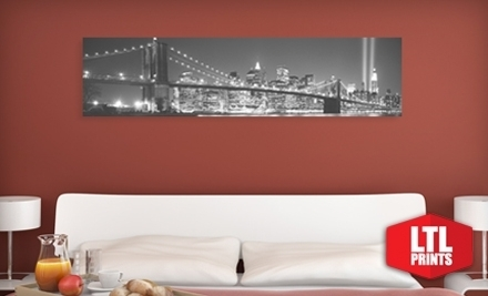 Panoramic Wall Mural from Larger Than Life Prints
