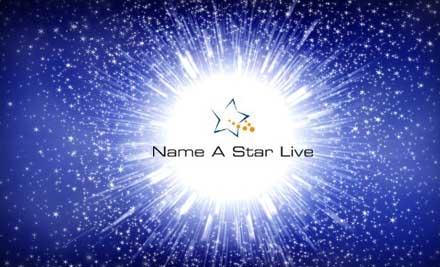Name-a-star-live