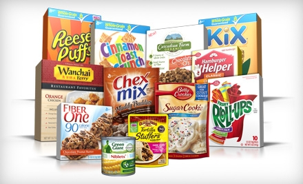General Mills Sampler Pack + Coupon Book