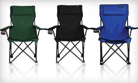 National Groupon forBubba TravelChair or $20 Worth of Stools and Accessories