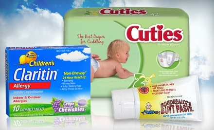 National Groupon for Diapers and Wellness Products  from DiapersDirect.com