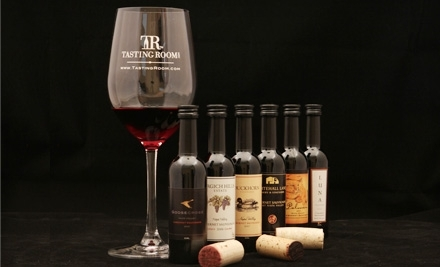 National Groupon for Home-Delivered Wine Sampler from the TastingRoom.com