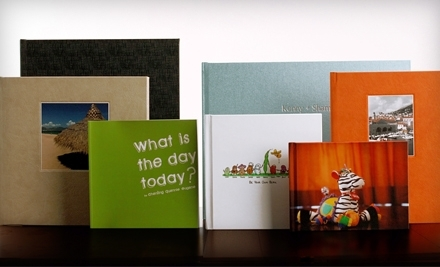 National Groupon for $115 Worth of Keepsake Books for $35 from Photobook America