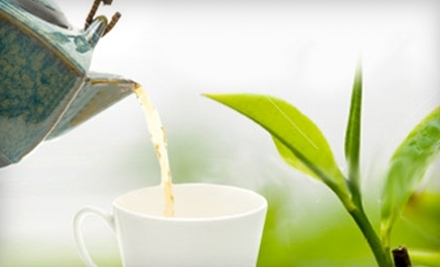 National Groupon for $25 Worth of Premium Teas and Accessories from the Tea District for $12