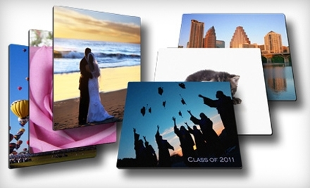 National Groupon for Custom Metal Printed Photos (2 Sizes Available) from MetalPix
