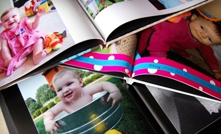 National Groupon for $50 Worth of Inkubook Keepsake Photo Books for Just $15