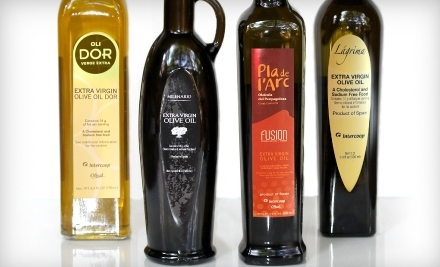 National Groupon for $40 Worth of 1000 Year Old Extra-Virgin Olive Oil for $20