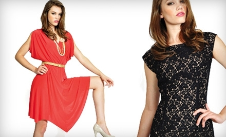 National Groupon for $50 Worth of Georgiou Studio Women's Apparel and Accessories for $25