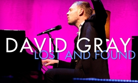 David Gray - Lost And Found
