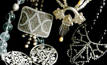 National Groupon for $125 Worth of Char Magaro Designs Handcrafted Necklaces for $62