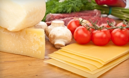 National Groupon for $30 Worth of Gourmet Groceries for $15 from Pastacheese.com