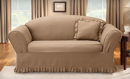 National Groupon for $70 Worth of Furniture Slipcovers from Sure Fit for $35
