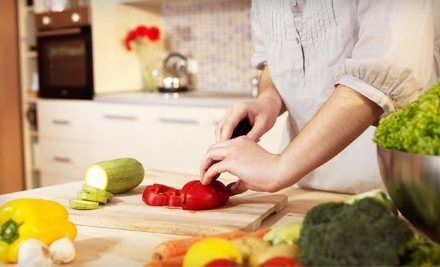 National Groupon for Chef Todd Mohr's Online Cooking Classes (2 Options Available)