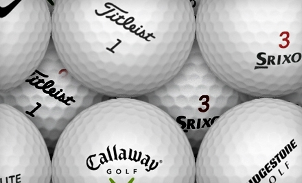 National Groupon for $40 Worth of Golf Balls for $20 from KnetGolf.com