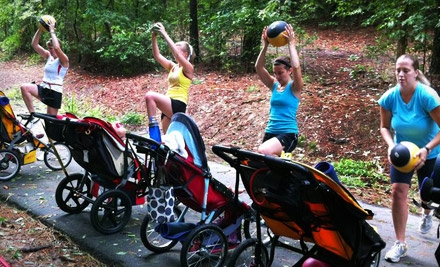 Five or 10 Stroller Exercise Classes from Stroller Strides