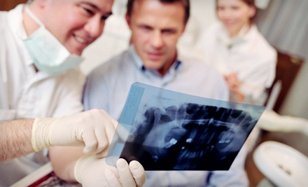 $69 for a Dental Package with Evaluation, X-rays, and Cleaning at Glenwood Village Dentistry (Up to $320 Value)