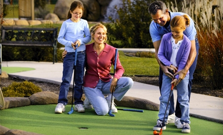 $10 for $20 Worth of Family Games and Activities at Putter's Family Fun Center