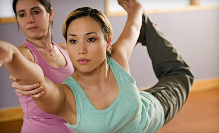 $67 for One-Month Unlimited Fit-Body Yoga Classes with Meal Plan at Thompson Fitness' Fit Body Yoga ($197 Value)