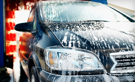 Exterior or Full-Service Car Wash at Auto Shine Car Wash in Radford