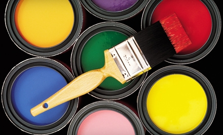 Paint and Supplies at Macon Color Wheel