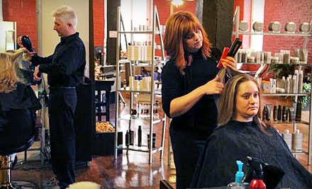 $22 for Haircut and Blow-Dry at Zen Micro Spa and Salon in Lynchburg ($45 Value)