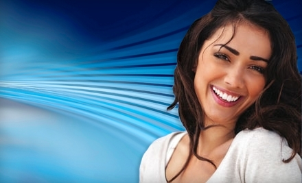 $49 for a Simply White At-Home Teeth-Whitening Kit from SmileLabs ($149 Value)