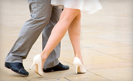 $12 for Two Private Ballroom-Dance Classes at Fred Astaire Dance Studios (Up to $25 Value)