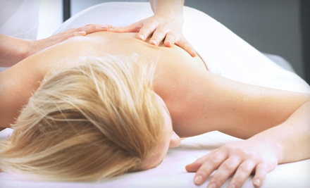 $40 for Four Full-Body HydroMassages at Chiropractic Plus in Fayetteville ($80 Value)