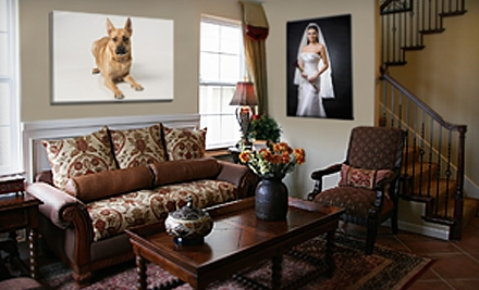 $39 for One Photo Print Reproduced on a 16