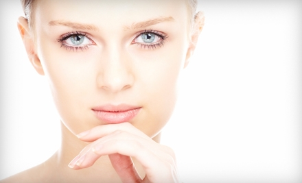 Facial, Microdermabrasion, or Microphoto Therapy at Aesthetics Anti-Aging Center