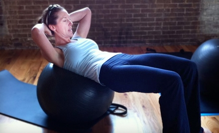 $15 for Two Group Classes at Cor Pilates LLC ($30 Value)