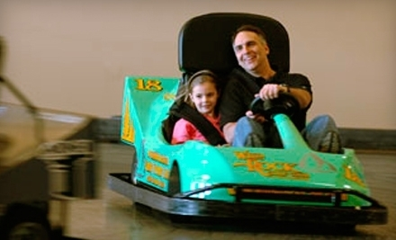 $18 for an Indoor Fun-Center Package at Knucklehead's Bowling & Indoor Amusement Park in Lake Delton ($37.45 Value)