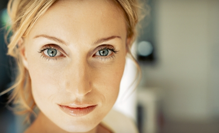 Reverse-Aging Microcurrent Facial or Body Treatment at Metamorphosis