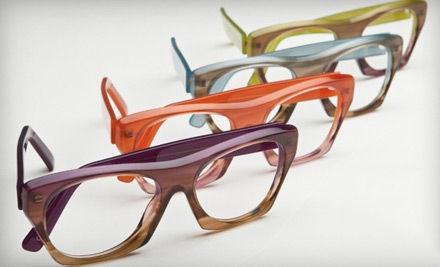 $75 for $200 Worth of Prescription Eyeglasses or Sunglasses and a Comprehensive Eye Exam at SEE Eyewear ($259 Value)
