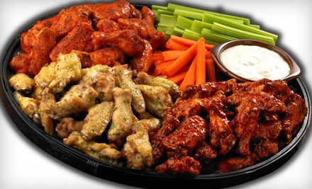 $7 for $15 Worth of American Fare at BoomerJack Wings & Grill