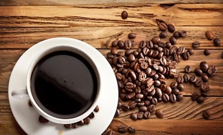 $10 for Five 16-Ounce Coffees or Teas at Kaukauna Coffee and Tea
