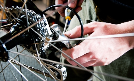 Bicycle Tune-Up or a Complete Bicycle Overhaul at Cyclo-Ward Bicycle Repair