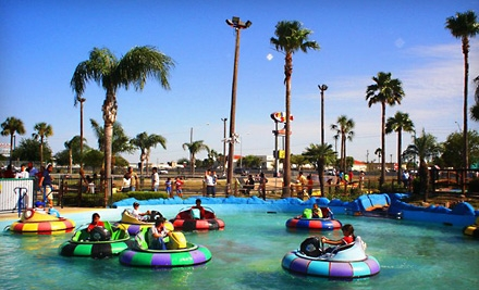 Unlimited Access to Bumper Boats, Mini Golf, and Go-Karts for Two or Three Hours at The Zone Action Park
