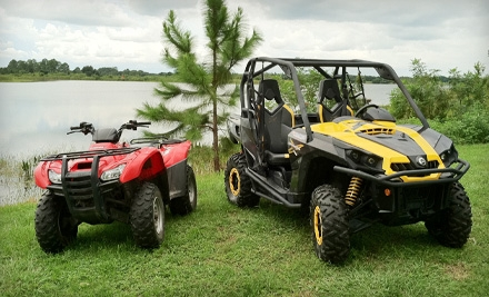 Dune-Buggy or ATV Adventure for Two at Revolution, The Off-Road Experience in Clermont
