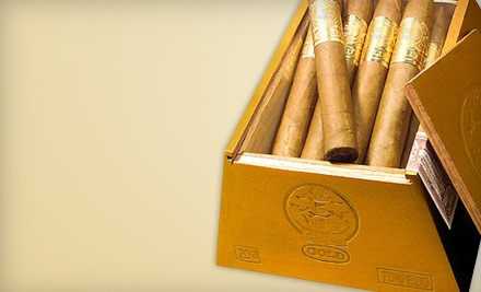 $20 for $40 Worth of Cigars and Accessories from StogieBoys