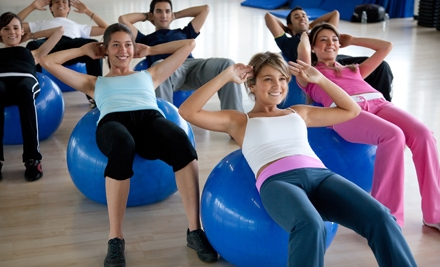 Five or 12 Group Fitness Classes at MetroFitness
