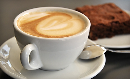 $10 for $20 Swipe Card for Coffee, Tea, Baked Goods, and More at Coffee Cat and Cafe Zoma